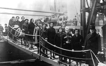 Bundesarchiv bild 183 s69279 london ankunft judische fluchtlinge
